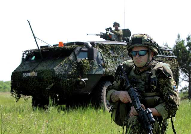 Exercices Saber Strike en Lettonie (archives)