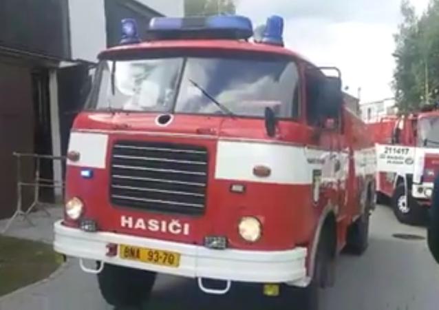 République tchèque: explosion dans une usine d'armements