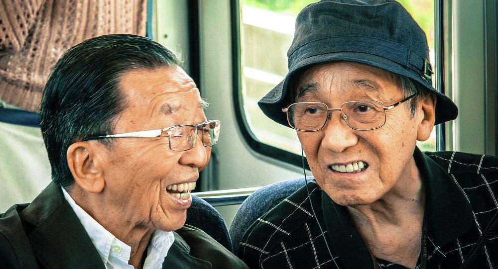 habitants âgés (Tokyo)