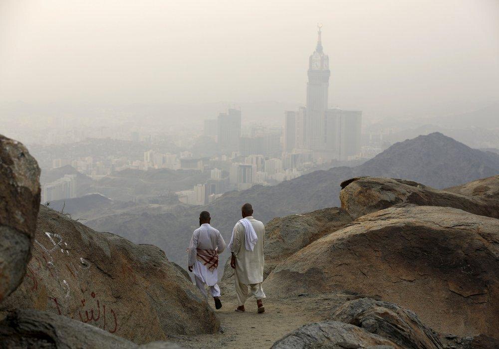 Le grand pèlerinage à La Mecque