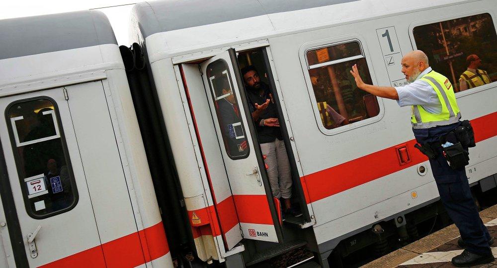 Train Deutsche Bahn