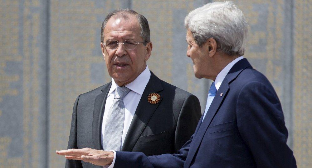 Lavrov: les USA évitent les contacts avec la Russie