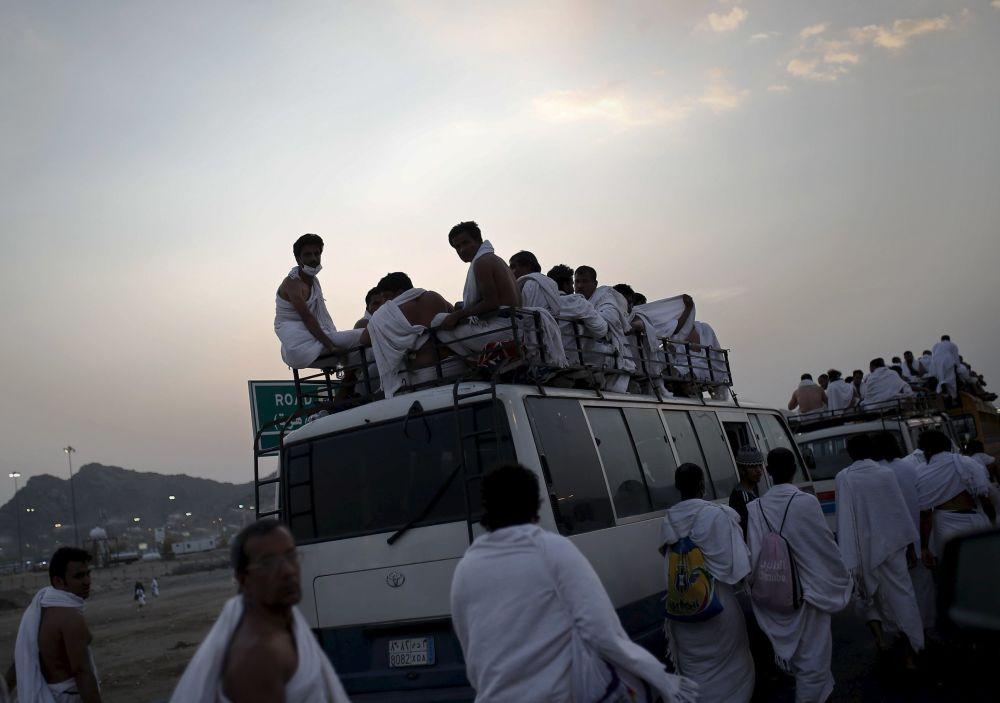 Tragédie à La Mecque