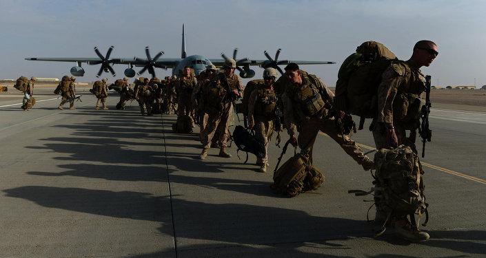 Plans de retrait des troupes US de l'Afghanistan en cours