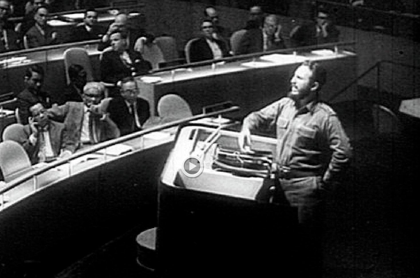 Fidel Castro, 1960