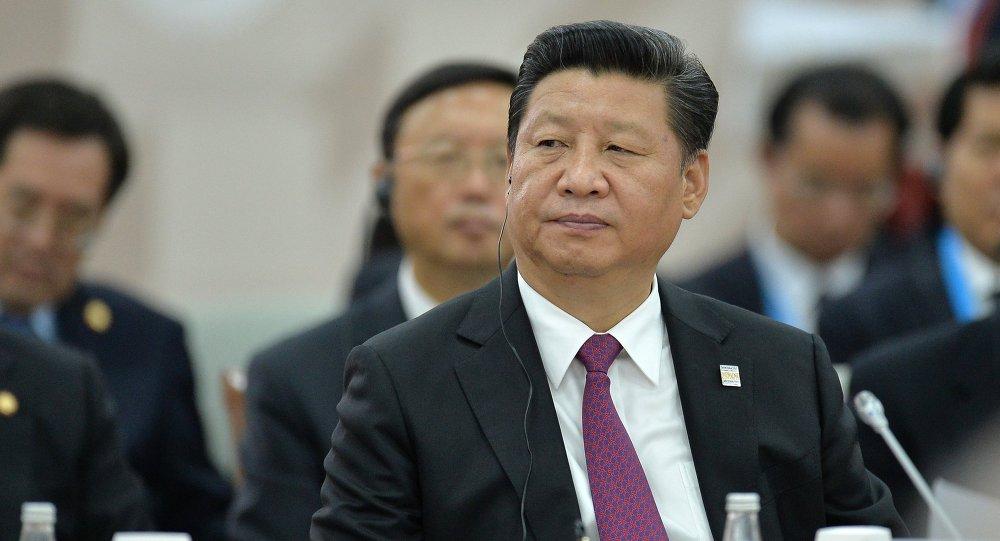 Le président de la Chine Xi Jinping