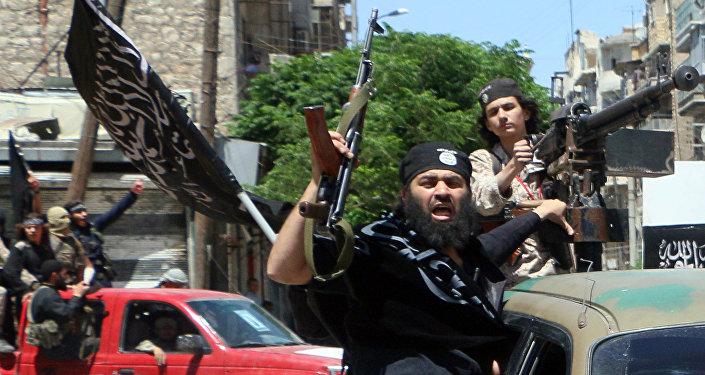 le groupe Front Al-Nosra, lié à l'Al-Qaïda