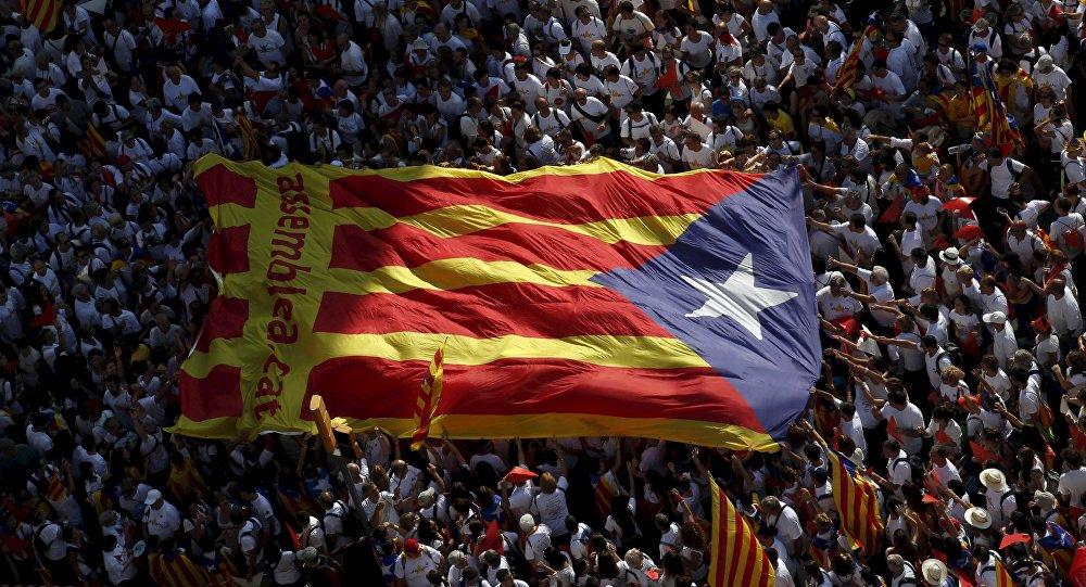les indépendantistes de la Catalogne
