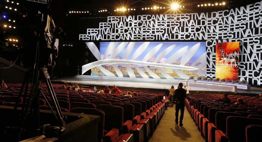 Festival de Cannes. Image d'illustration
