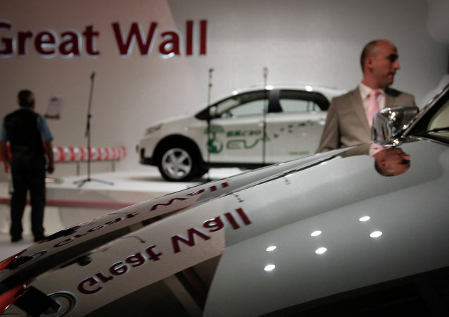Great Wall Motors (archives)
