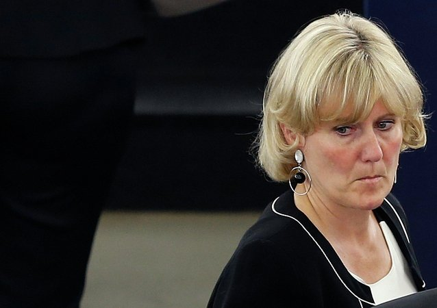 Nadine Morano. Archive photo