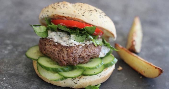 Un burger