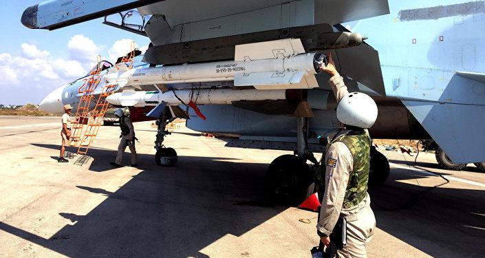 armée russe en Syrie