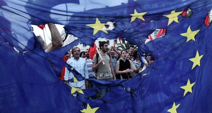 La Belgique veut chasser la Grèce de l'espace Schengen