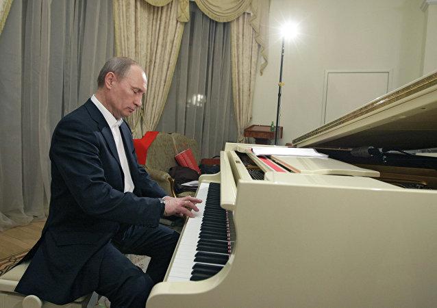 Vladimir Poutine en 2011