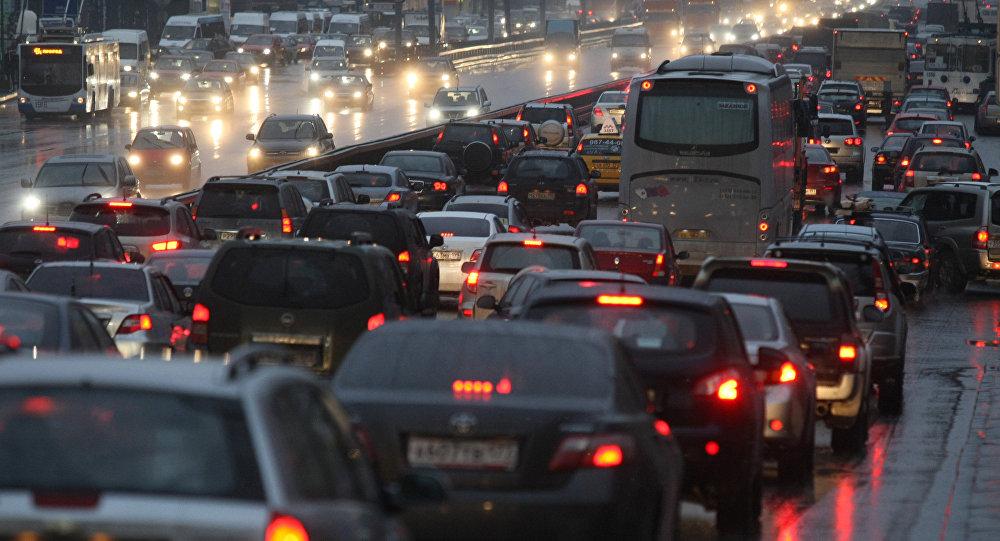Les embouteillages