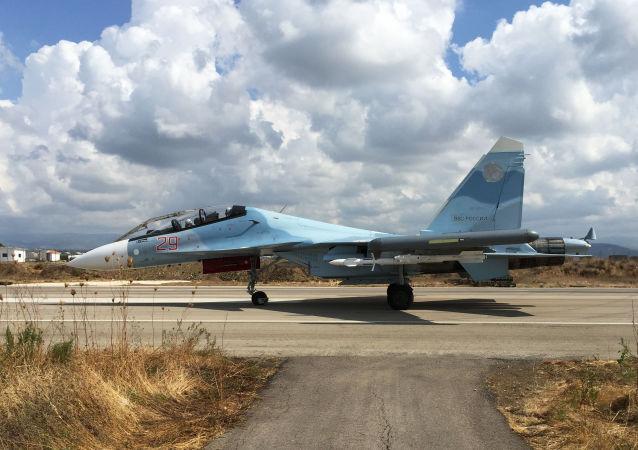 Su-30, Syrie