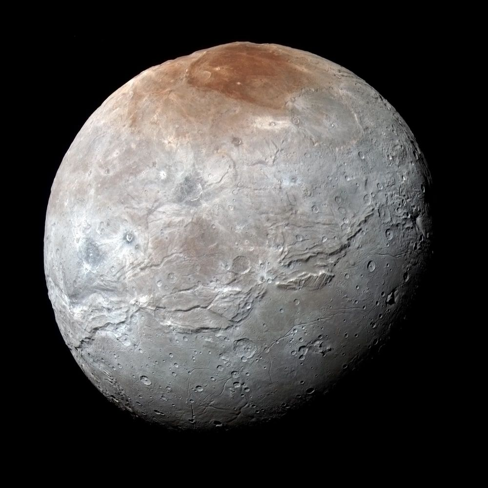 Des images uniques de Pluton et Charon