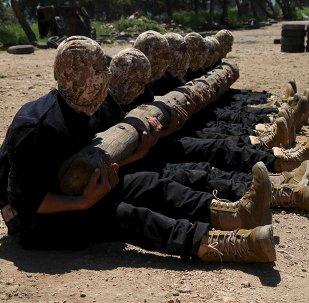 Combattants de l'Armée syrienne libre (ASL). Archive photo