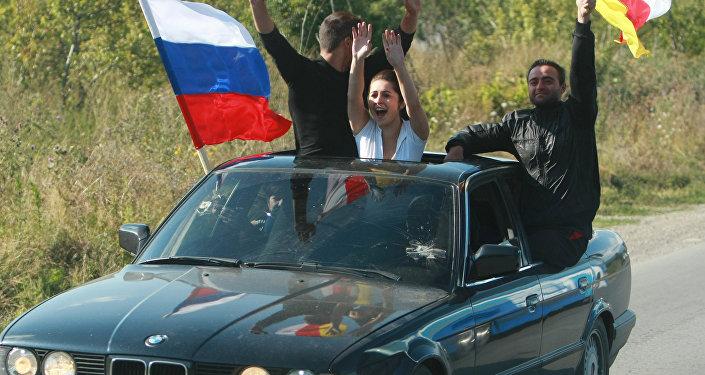 L'Ossétie du Sud célèbre le 6e anniversaire de son indépendance