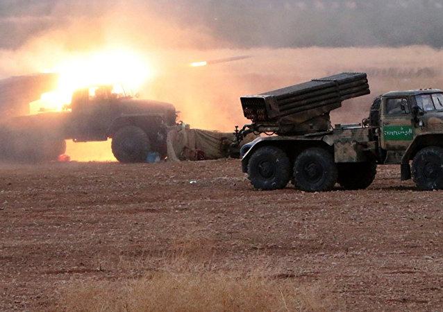 Les terroristes attaquent une centrale électrique en Syrie