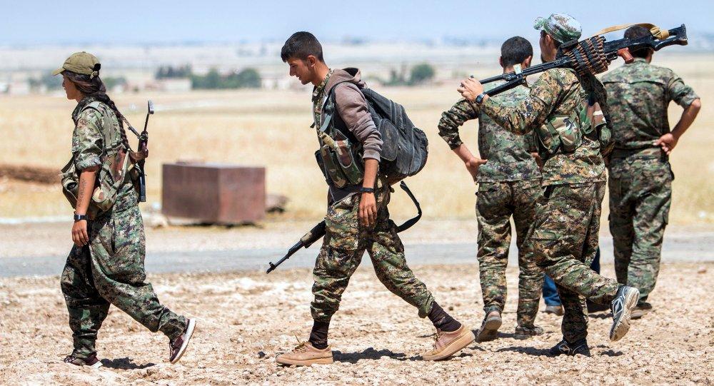 La milice kurde