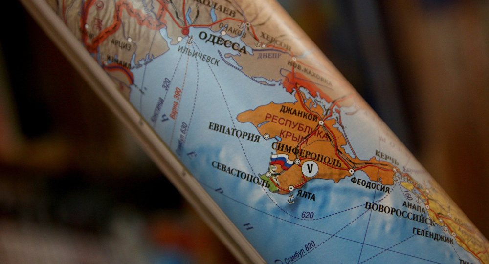 La Crimée: réécrire l'histoire façon ukrainienne