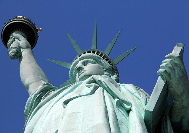 Statue de la Liberté, les Etats-Unis
