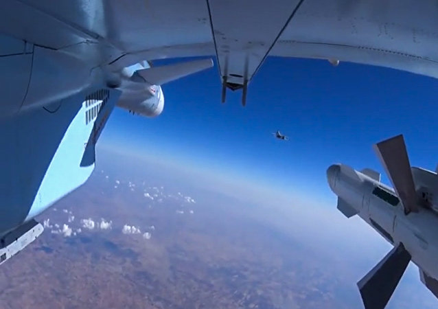 Les frappes aérienne russe en Syrie