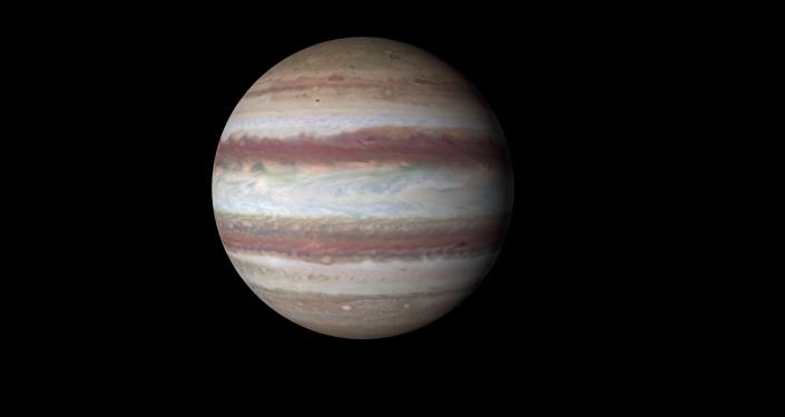 Jupiter: une nouvelle carte rédigée par les chercheurs