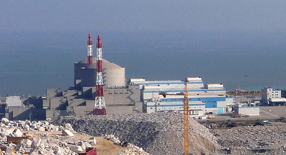 Centrale nucléaire de Tianwan (Chine)