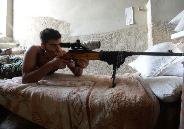L'armée syrienne avance sur Jobar