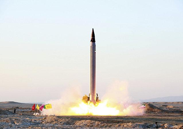 Missile balistique iranien Emad