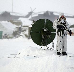 Exercices militaires russes en Arctique
