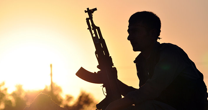 rebelle kurde