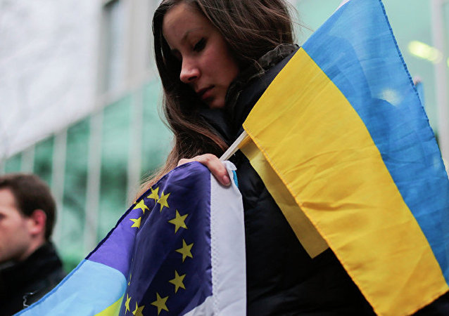 L'Ukraine est aussi loin de l'Europe qu'il y a deux ans