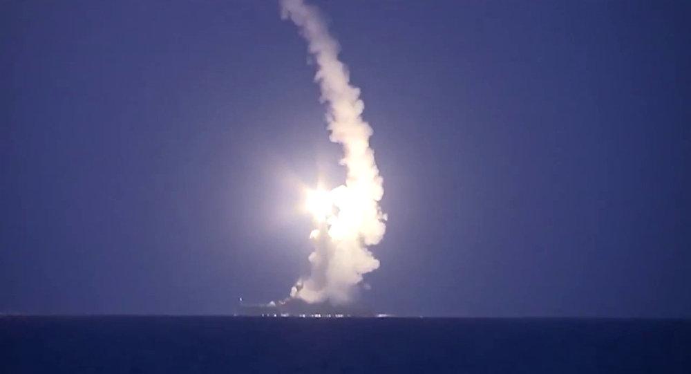 Tests de missiles