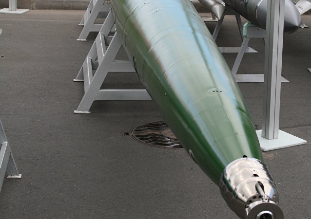 Torpille-fusée Chkval