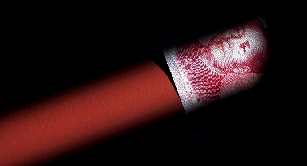 A 100 Yuan note is seen in this illustration picture in Beijing in this March 7, 2011 file photo