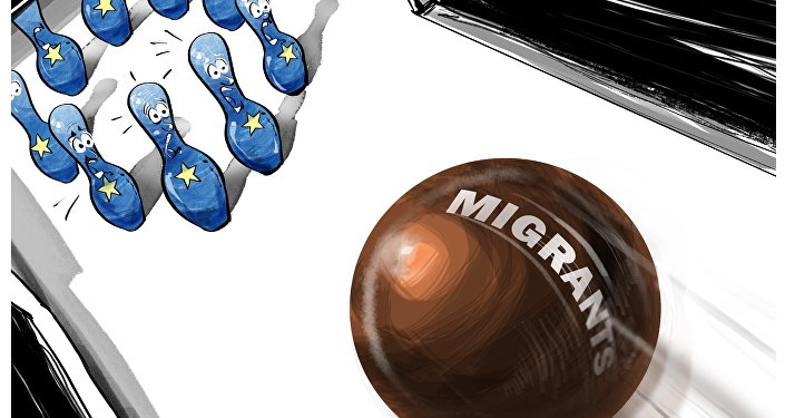 L'UE joue son avenir dans la crise des migrants