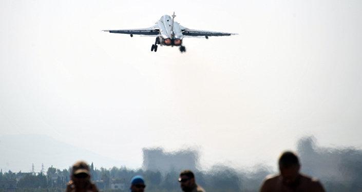 Su-24 russes en Syrie