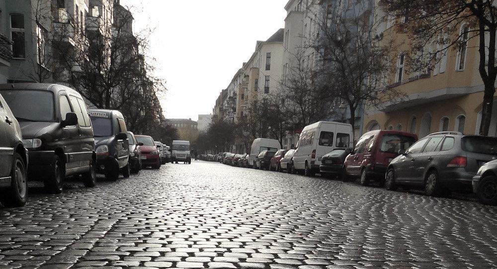 Kreuzberg à Berlin
