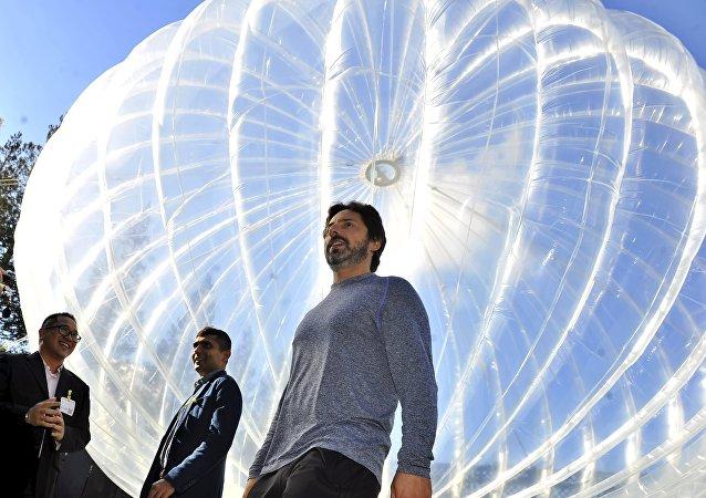 Google lancera 300 ballons dans la stratosphère pour un accès Internet