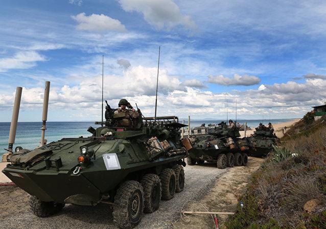 La manœuvre Trident Juncture-2015 de l'Otan