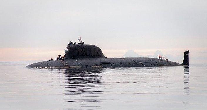 Le sous-marin nucléaire russe Severodvinsk