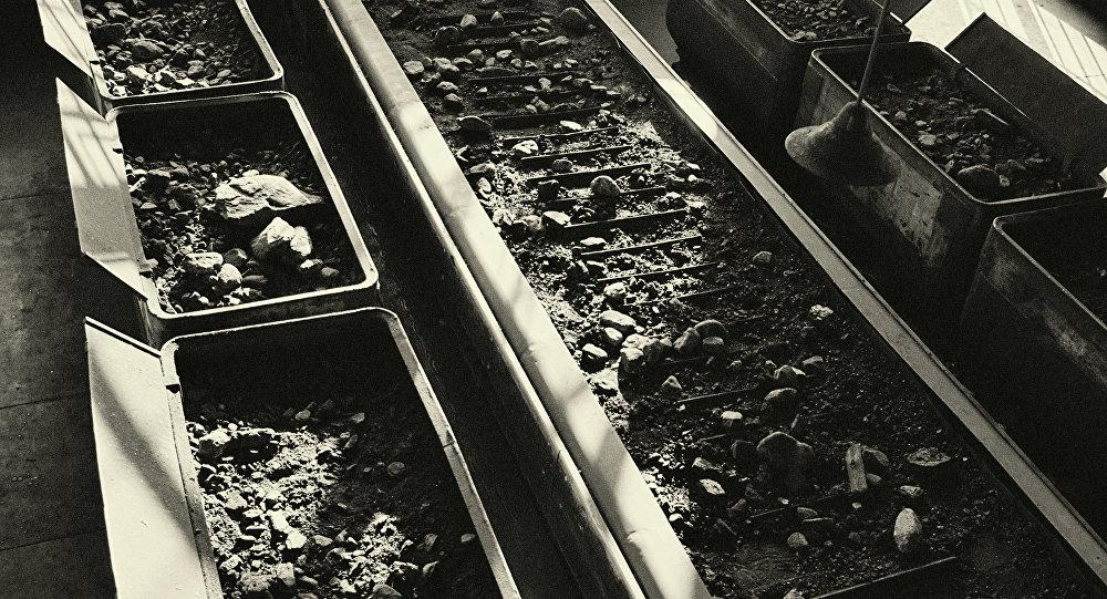 Une mine de charbon (archives)