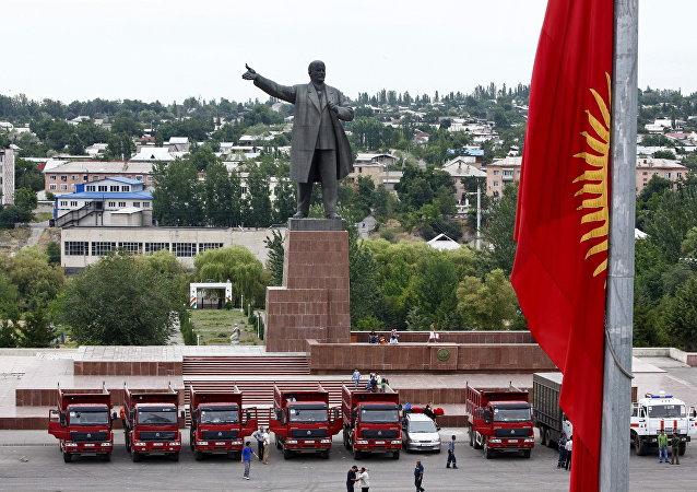 Kirghizstan, Och
