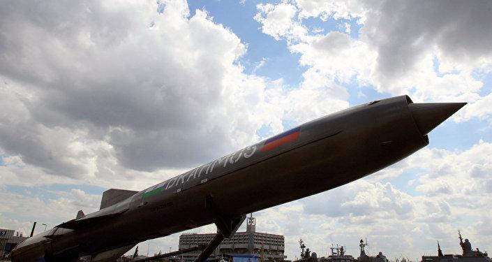 Missile de croisière supersonique BrahMos
