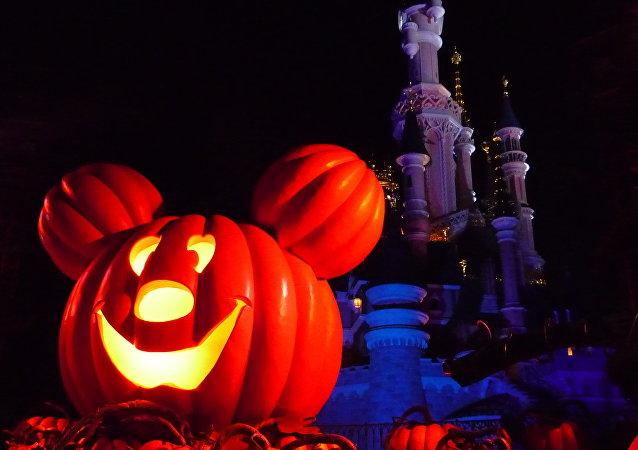 Halloween, France