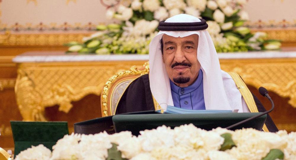 Le roi Salmane d'Arabie saoudite